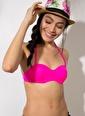 T-Box T-Box Fuşya Bikini Üst Fuşya